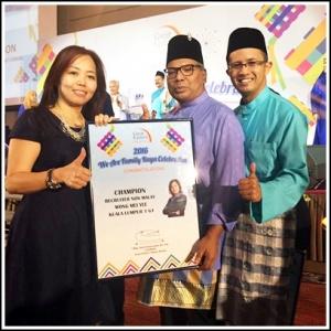 Juara Rekrut Takaful Teramai