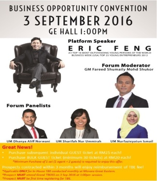Business Opportunity Convention